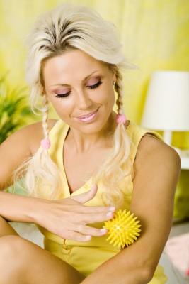 balle de massage