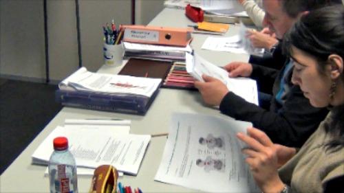Supports pedagogiques remis aux participants