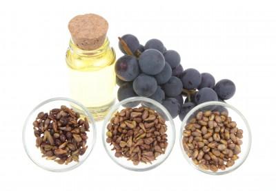 huile de pepins de raisins