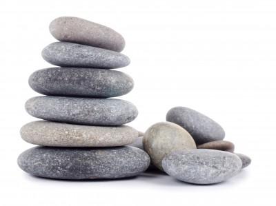pierres chaudes naturelles